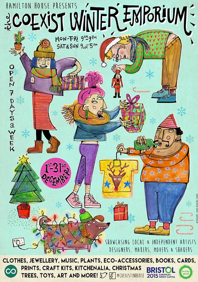 Hamilton Christmas Market.Christmas Gifts At Hamilton House Gift Shop Made By Ilze